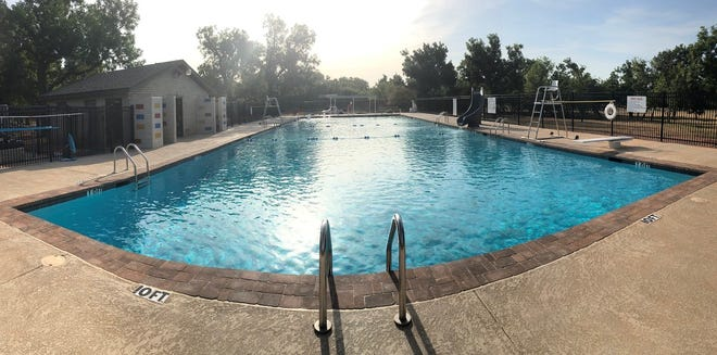 The fun will begin at the Camp Fire North Texas swimming pool when it opens at 1 p.m. June 5.
