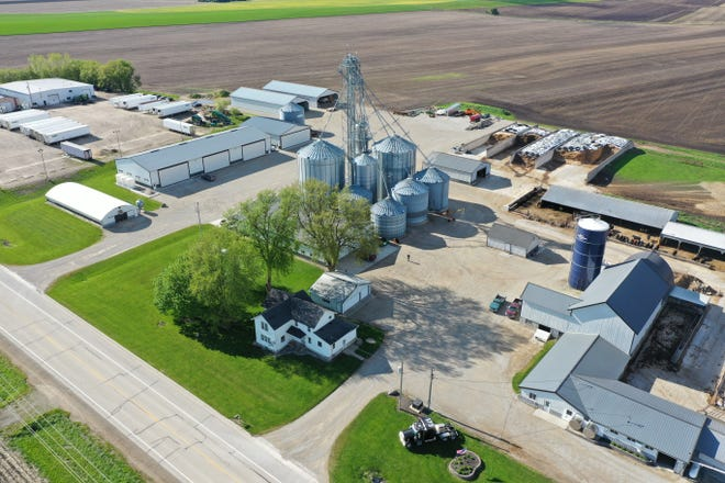 The Nell family of FWR Nell Farms of Juneau is looking forward to hosting the Dodge County Dairy brunch on June 6, a year after they had originally planned to host the event.   Last year's dairy celebration was cancelled due to the COVID-19 pandemic.