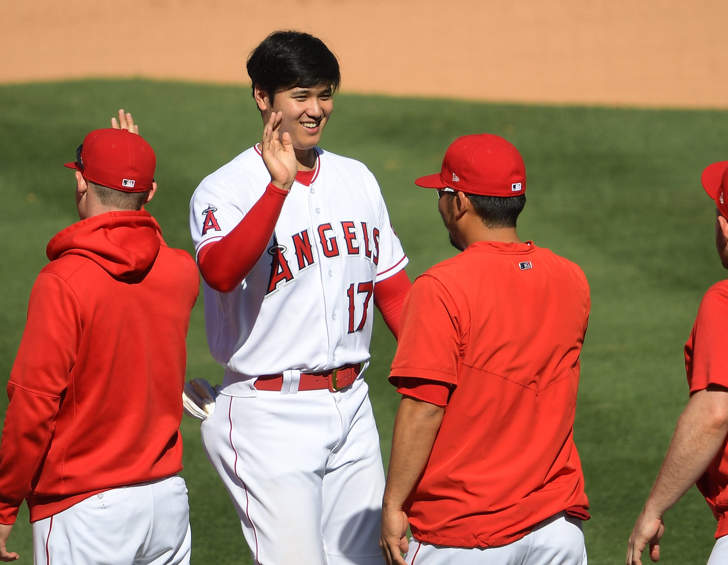 Shohei Ohtani scratched from start, not because of an injury but transportation issues