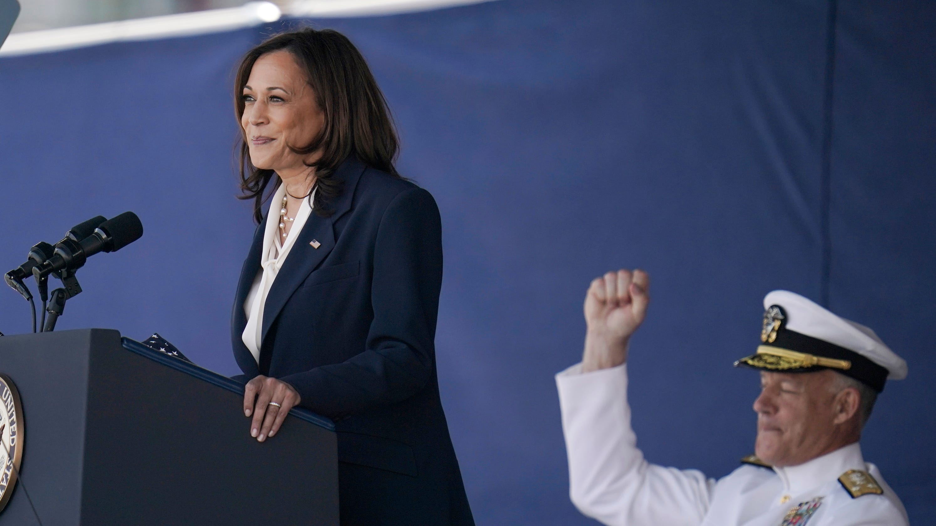 Vice President Kamala Harris invites all 24 female US senators for dinner at her home