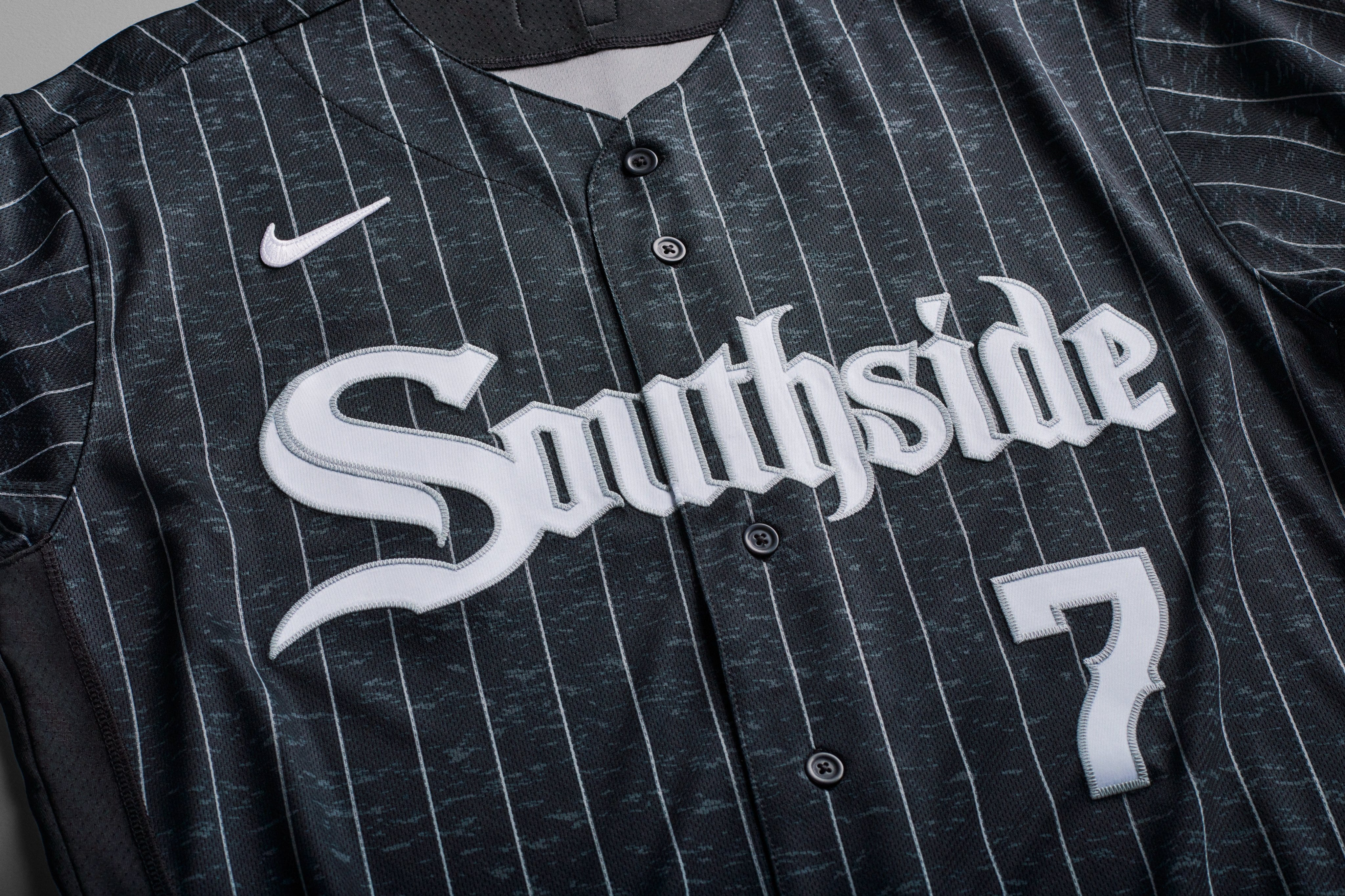 White Sox unveil new City Connect jerseys inspired by Chicago's South Side
