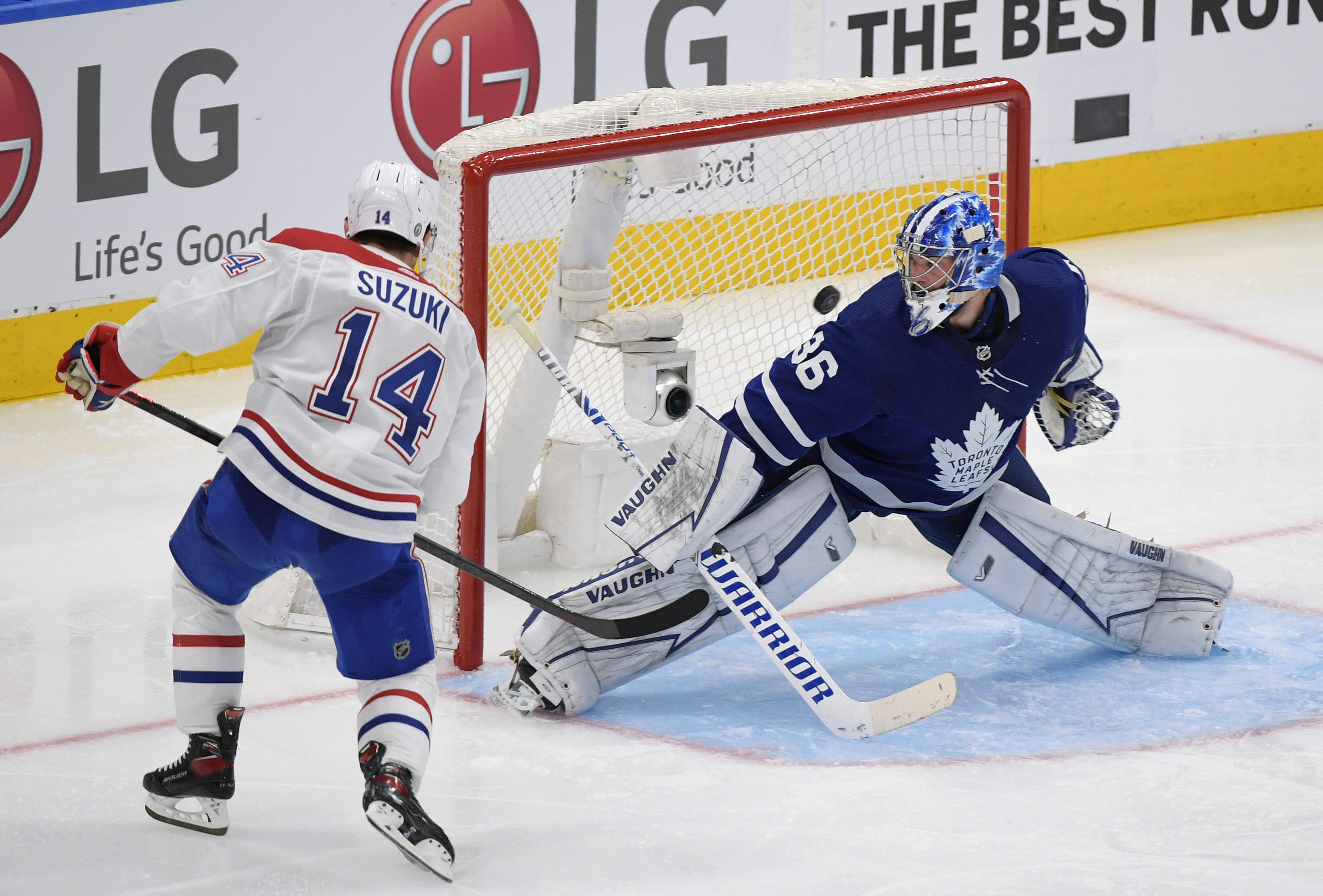 Opinion: Pressure is on Toronto Maple Leafs after they fail to close out Montreal Canadiens