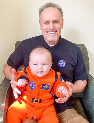 Benjamin Tracy Minish of Houston, Texas, a NASA engineer, will share a personal story about fatherhood on June 15 as part of a Storytellers Project virtual show.