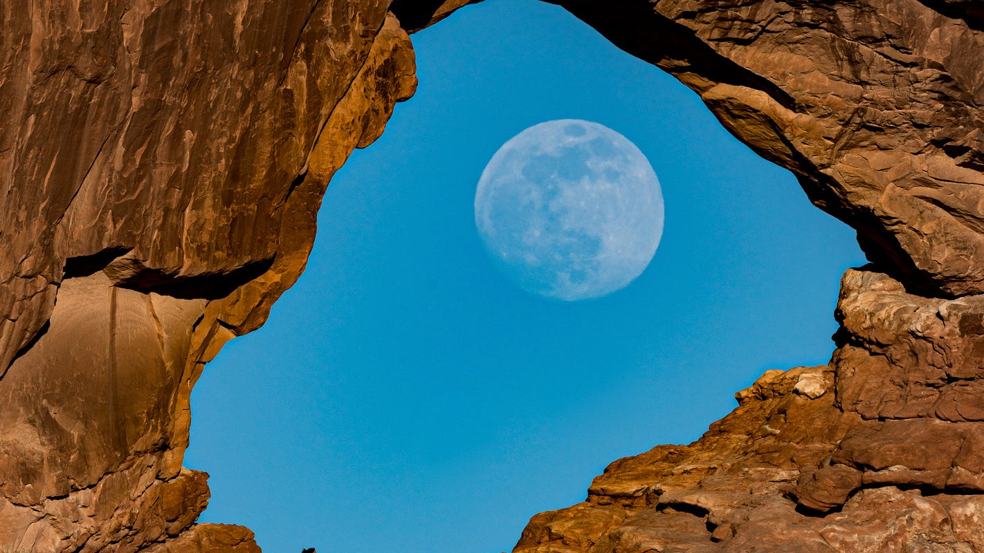 We analyzed a year of Arches National Park closure data. Here's the best time to visit