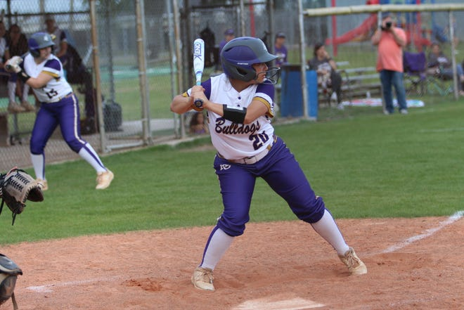 Ascension Catholic senior infielder Madison Tripode made first-team All-District 7-1A.