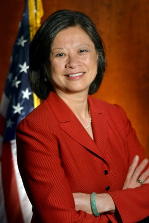 """Massachusetts Elder Affairs Secretary Elizabeth Chen said """"we have a lot to be proud of"""" in how the state is working toward becoming more age-friendly."""