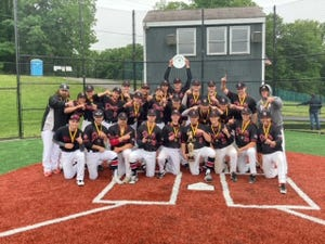 Top seeded Hunterdon Central defeated No. 2 Pope John, 2-1 in the Hunterdon/Warren/Sussex Tournament championship on Saturday May 29, 2021 at Lenape Valley High School.