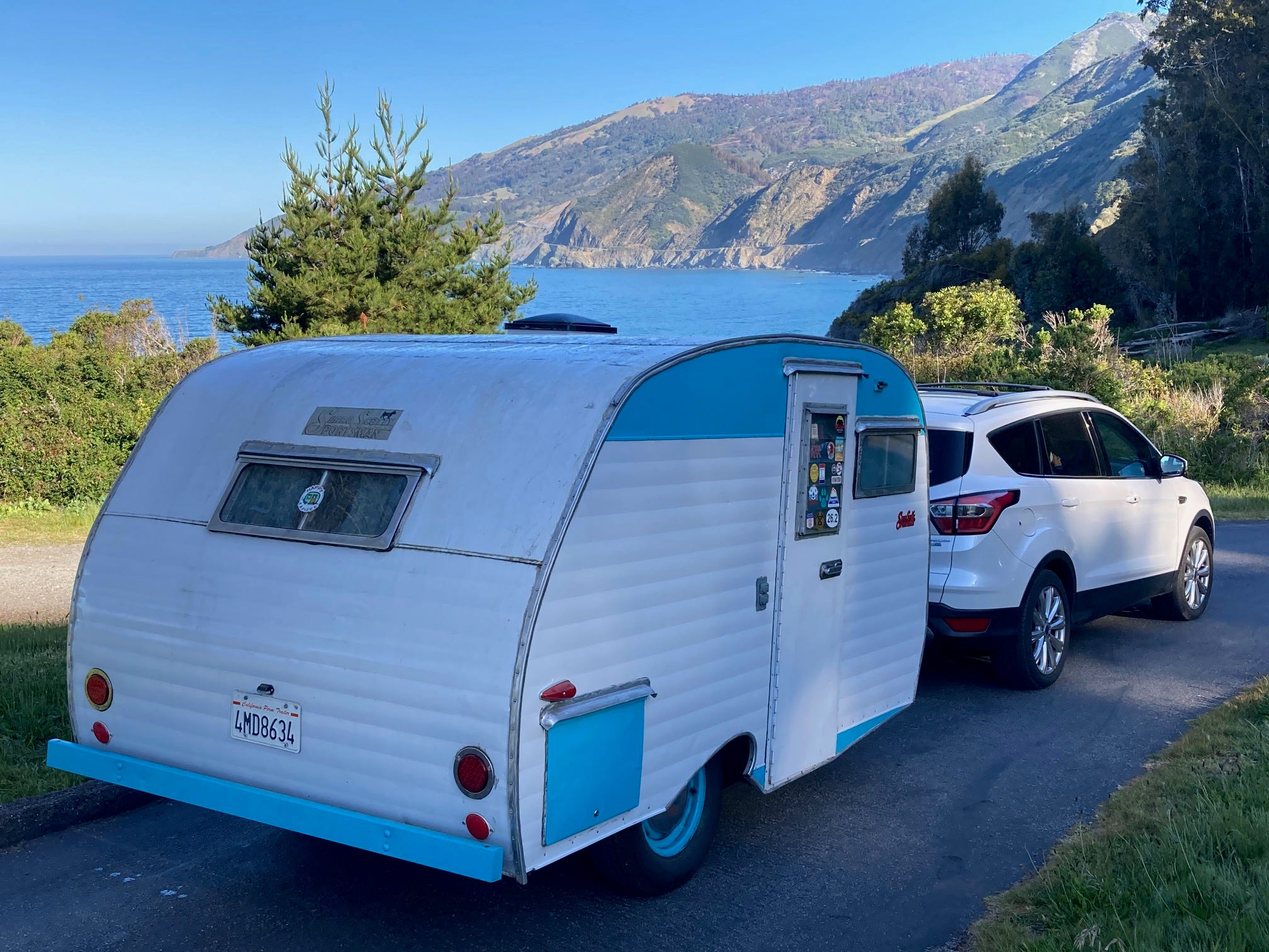 Thinking of buying a vintage camper? Keep an eye out for these red flags