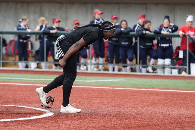 After leading Topeka High to its first Class 6A state softball championship, NiJaree Canady has been named a MaxPreps first-team All-American.
