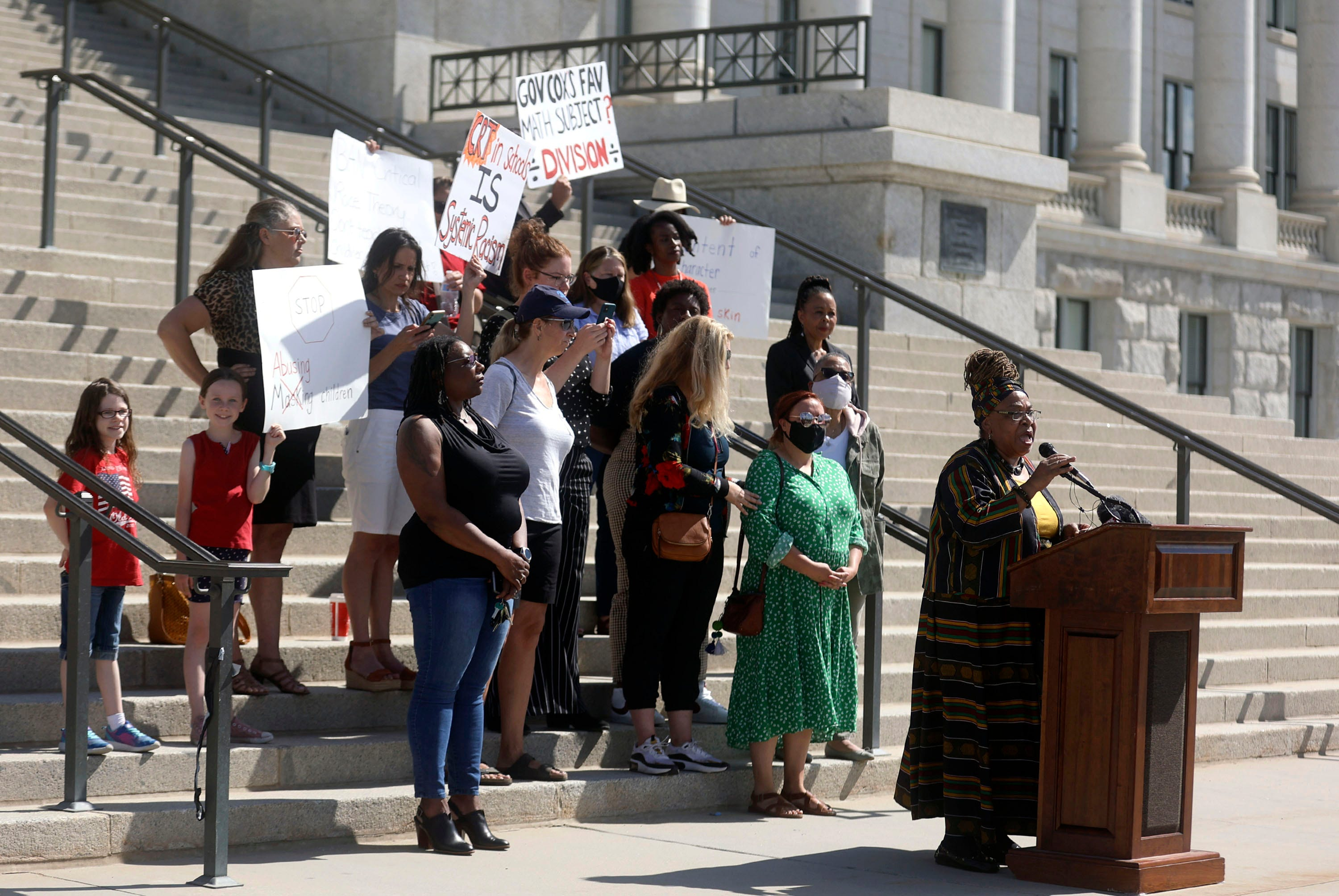 State GOP lawmakers try to limit teaching about race, racism 2