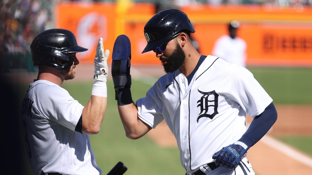 Tigers pitchers stifle Yankees again in second straight win 2