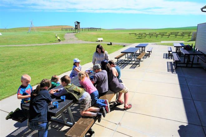 The Junior Ranger Program focuses upon fun, educational activities that get kids outside.