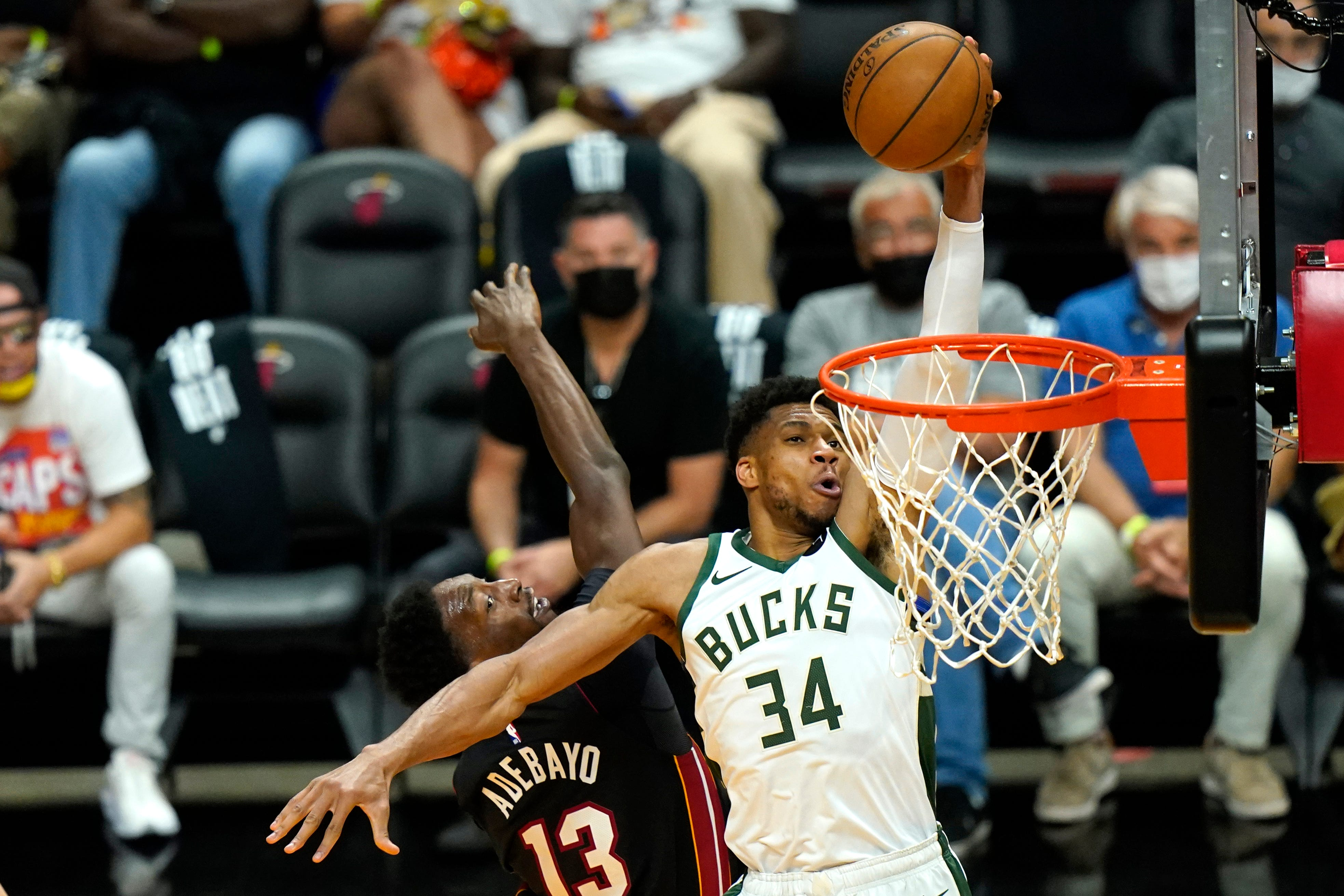 The Milwaukee Bucks have burst the bubble and are peaking at the right time