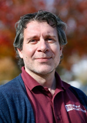 Enrico Pontelli, dean of the College of Arts and Sciences at New Mexico State University, will chair a dean's search committee to assist with identifying qualified candidates to lead the new NMSU College of Health, Education and Social Transformation.