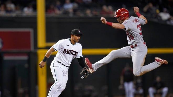 Diamondbacks come up short again in loss to Cardinals, losing streak  reaches 12