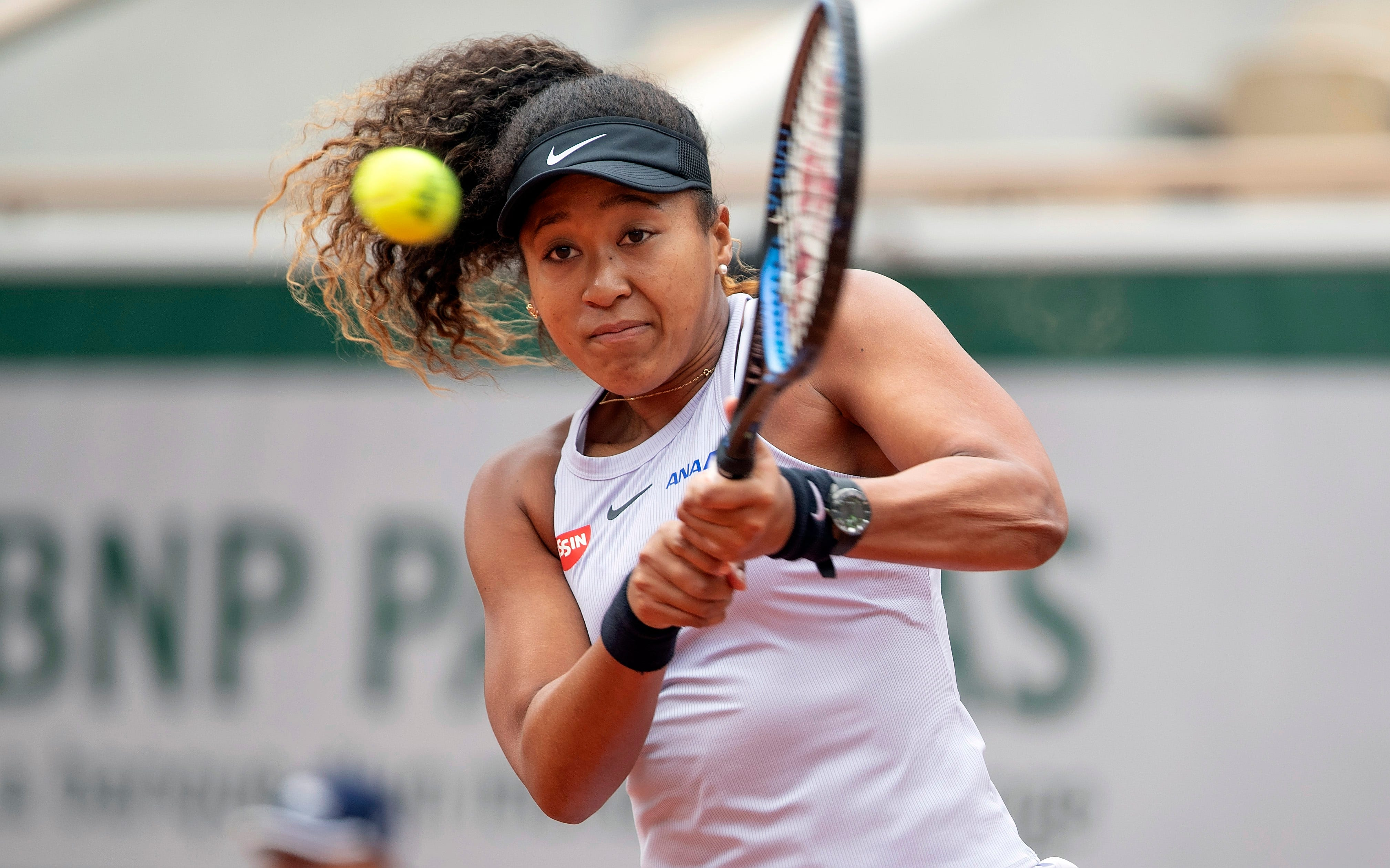 French Open fines Naomi Osaka $15,000 for not speaking at tournament, warns of further consequences
