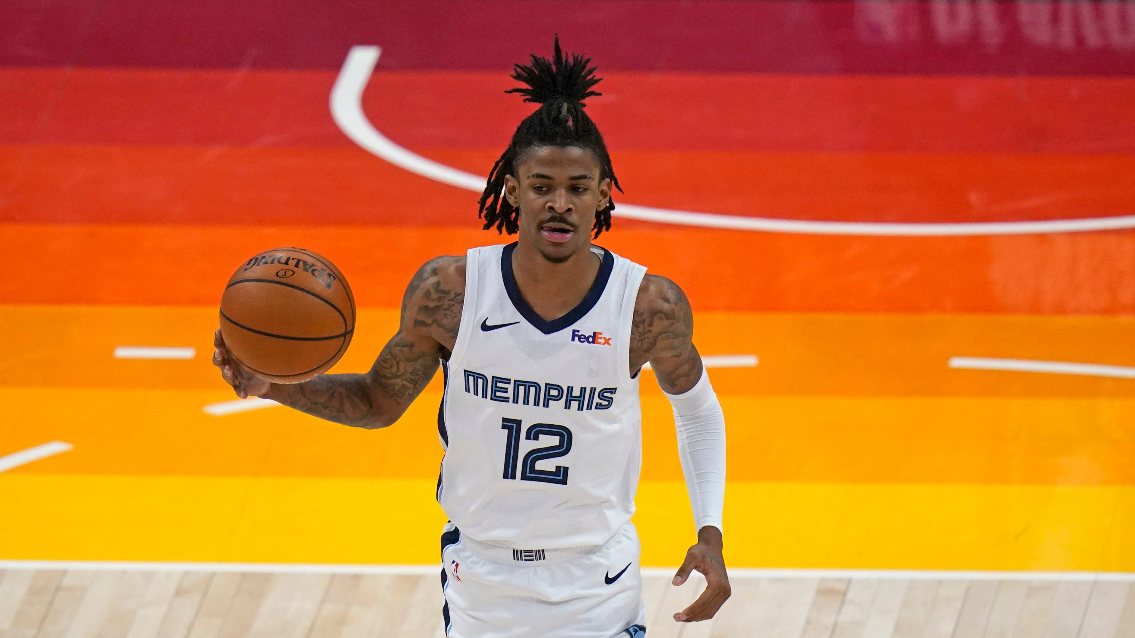 Grizzlies  Ja Morant responds to Jazz fans harassing family with racist, sexist remarks:  It s very unacceptable