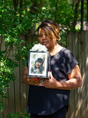 It's been more than a year since Cassandra Rollins' daughter Shalondra died of COVID-19, but Rollins says the grief is unrelenting. In April of last year, just an hour after an ambulance took Shalondra away, the hospital called to say she was gone. Rollins is now raising Shalondra's two teenage daughters.