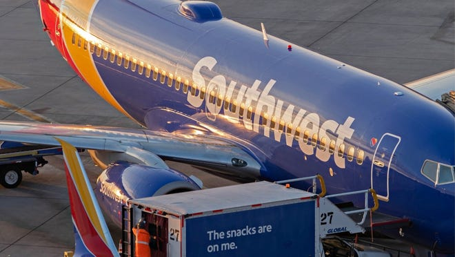 Ex-Southwest Airlines pilot sentenced after exposing himself, watching porn on flight