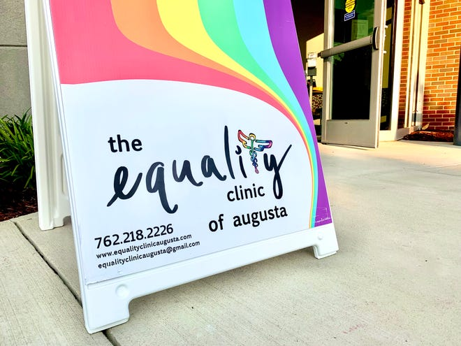 The Equality Clinic in Augusta, Ga. provides a safe space for LGBTQ patients to receive healthcare.