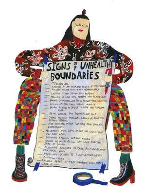 """Boundaries"" by Tara Booth"