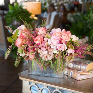 When ordering flowers based on a picture you saw on a flower shop's website, ask if the store's designer created the bouquet or if it's a catalog shot. If it's not their arrangement move on. If it is, ask whether they have the flowers in stock to recreate it, or if they will need to substitute.