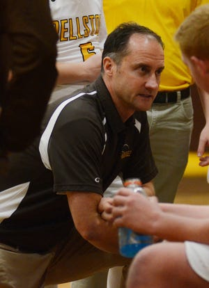Pellston varsity boys basketball coach Larry Cassidy recently announced that he will be stepping down after eight seasons with the program.