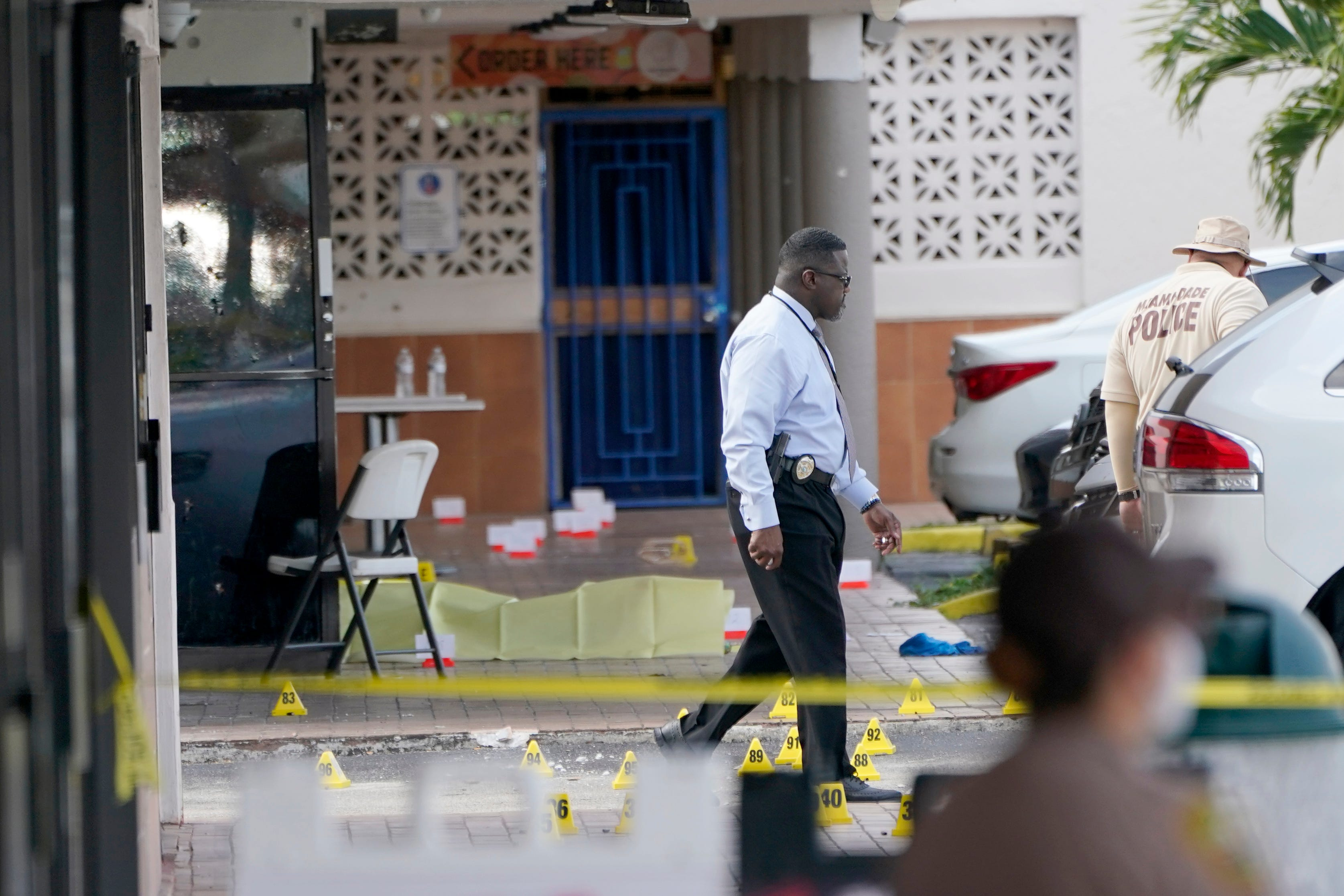 Two dead after Sunday shooting in Miami, more than 20 others wounded. Here's what we know 3