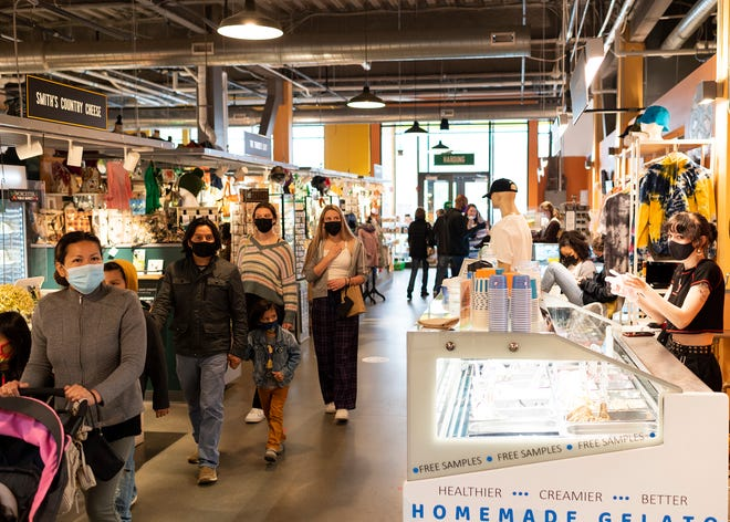 Indian food vendor Namaste Woo will be located inside the Worcester Public Market on Green Street.