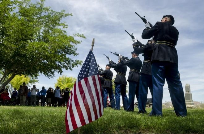 Memorial Day events across the High Desert on Monday, May 31, 2021, will again be hampered by the pandemic; however, some communities have scheduled remembrances.
