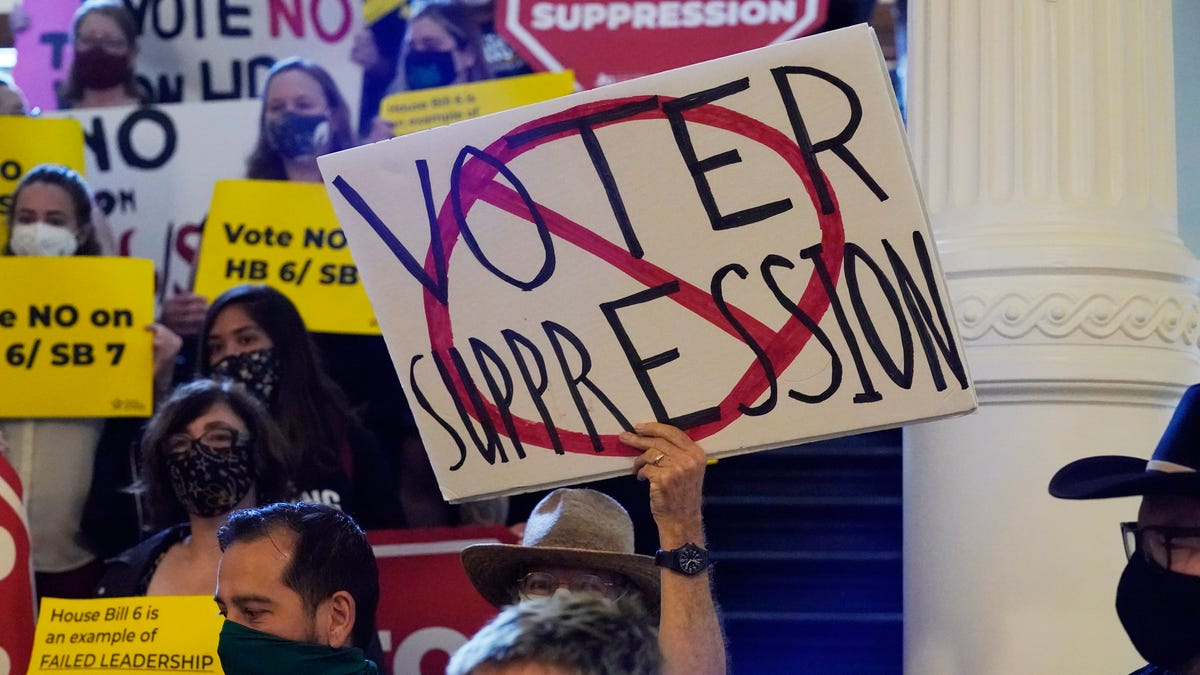 Texas GOP puts final touches on sweeping voting restrictions 3