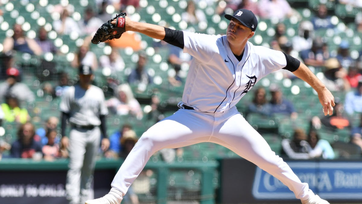 Niyo: Emergence of Tigers' Tarik Skubal, Casey Mize starts to clear up picture of future 2