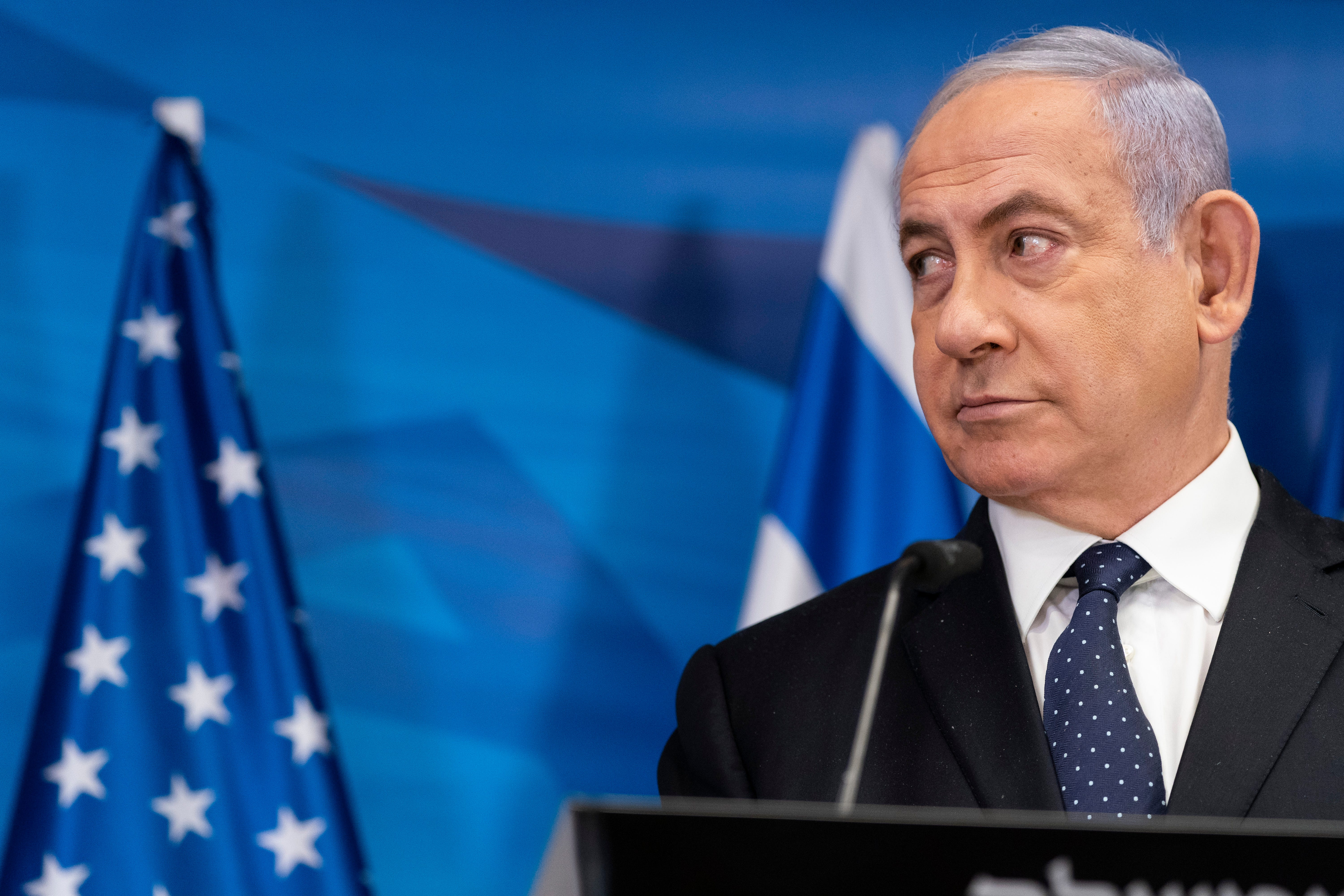 Israel's Netanyahu could lose PM job as rivals try to join forces 2