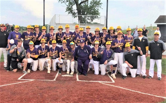 The Bloom-Carroll baseball team won the Division II Central District championship by defeating DeSales, 4-3. The Bulldogs (25-5) will play Cambridge in a regional semifinal at 2 p.m. Thursday at Teays Valley High School.