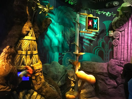 The Sea Life aquarium, located in the American Dream mall, was open to the public on Memorial Day weekend.