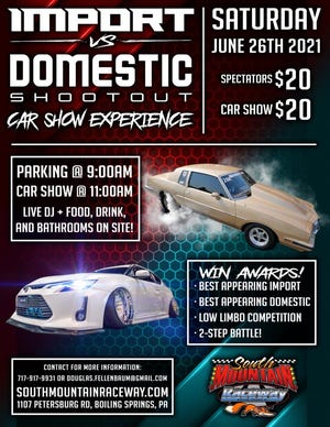 The inaugural Import vs Domestic Shootout is set to include Plymouths, Pontiacs, GTRs, Supras, and more