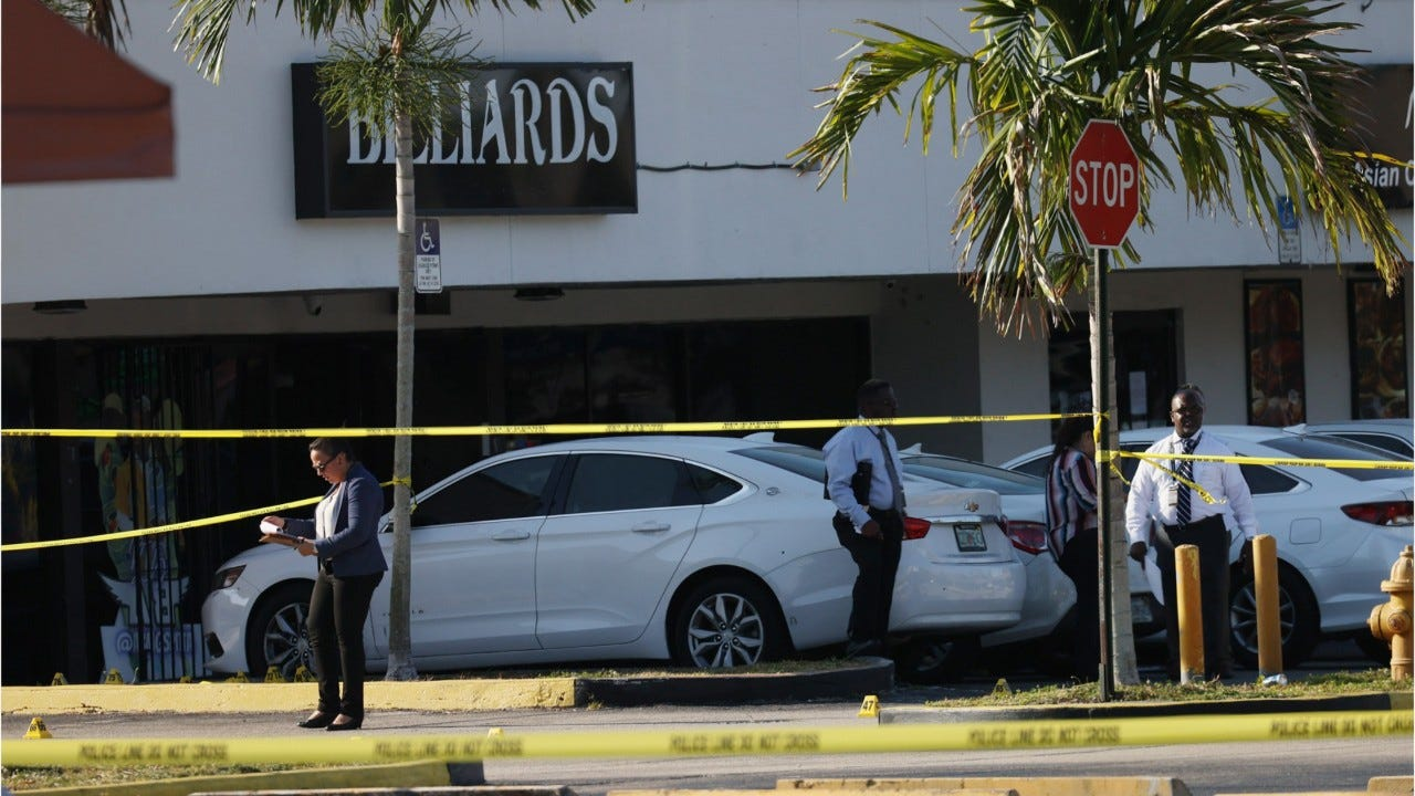 'Cowardly act': Two dead, more than 20 injured in Miami-area shooting; $125,000 reward offered for help in finding killers 2