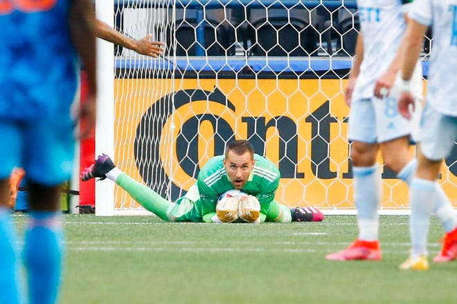 Austin FC goalkeeper Brad Stuver has been a pleasant surprise this season. After spending most of his MLS career as a backup, he has risen to the top of the league's goalie ranks and likely will be named an MLS All-Star.