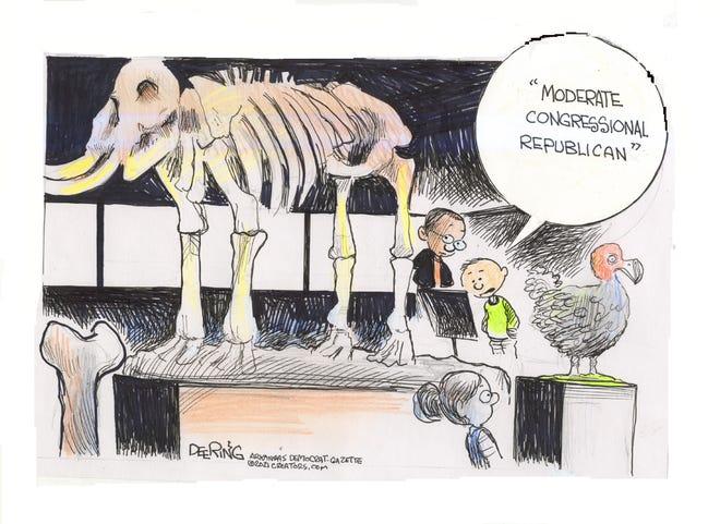 Today's editorial cartoon (June 1, 2021)