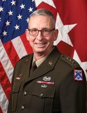 Lt. Gen. Theodore D. Martin