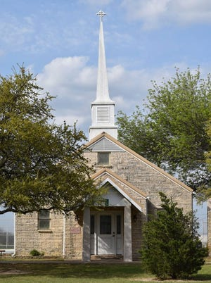 The chapel at the Presbyterian Children's Homes and Services Foster Care Village in Itasca. PCHAS is inviting couples to consider fostering children at the organization's group home.