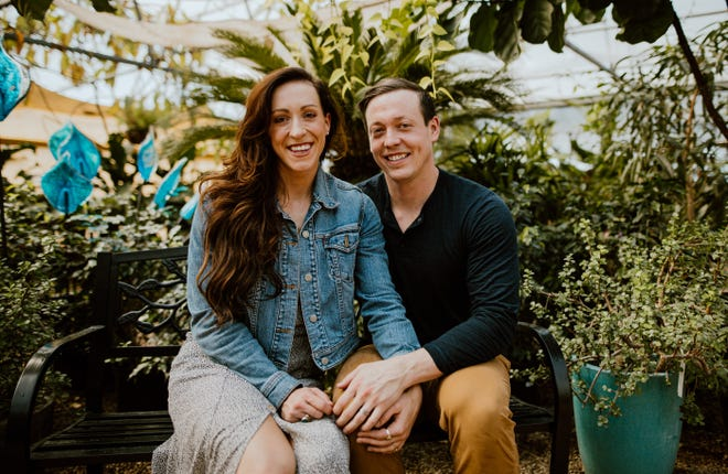 Jimmie and Greg Hodgkins often discuss their journey as foster parents with friends, family and others they meet throughout their daily lives.