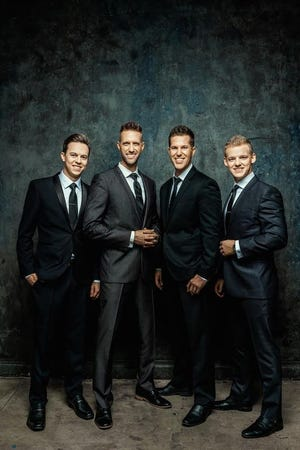 """The Ball Brothers will be at First Christian Church, 139 E. Main St., Somerset, in concert at 6 p.m. June 26. Tickets are at the door (cash only). They sing modern gospel music with harmonies. Their hit song, """"It's About the Cross"""" can be heard at https://youtu.be/TYSJj-EHAAk . Doors open at 5:30 p.m. Children under 5 are free and a nursery for babies will be provided. On Saturdays there is ample free parking all around the church."""