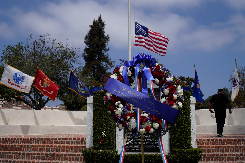 Huge American flag stolen from California veterans cemetery 2