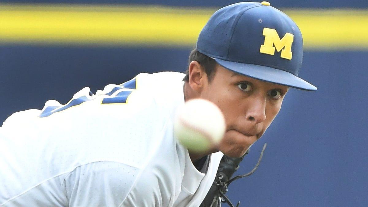 Michigan baseball joins Central Michigan in NCAA Tournament; Big Ten schedule irks Bakich 1