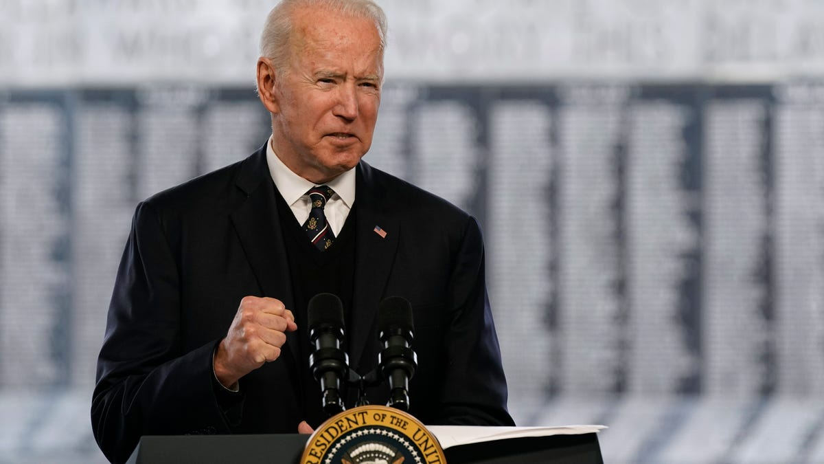 For Biden, a deeply personal Memorial Day weekend observance 3