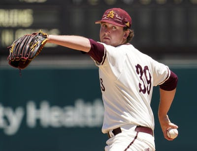 Arizona State, Arizona and Grand Canyon baseball teams  were selected Monday to play in the 64-team NCAA Tournament, which begins Friday.