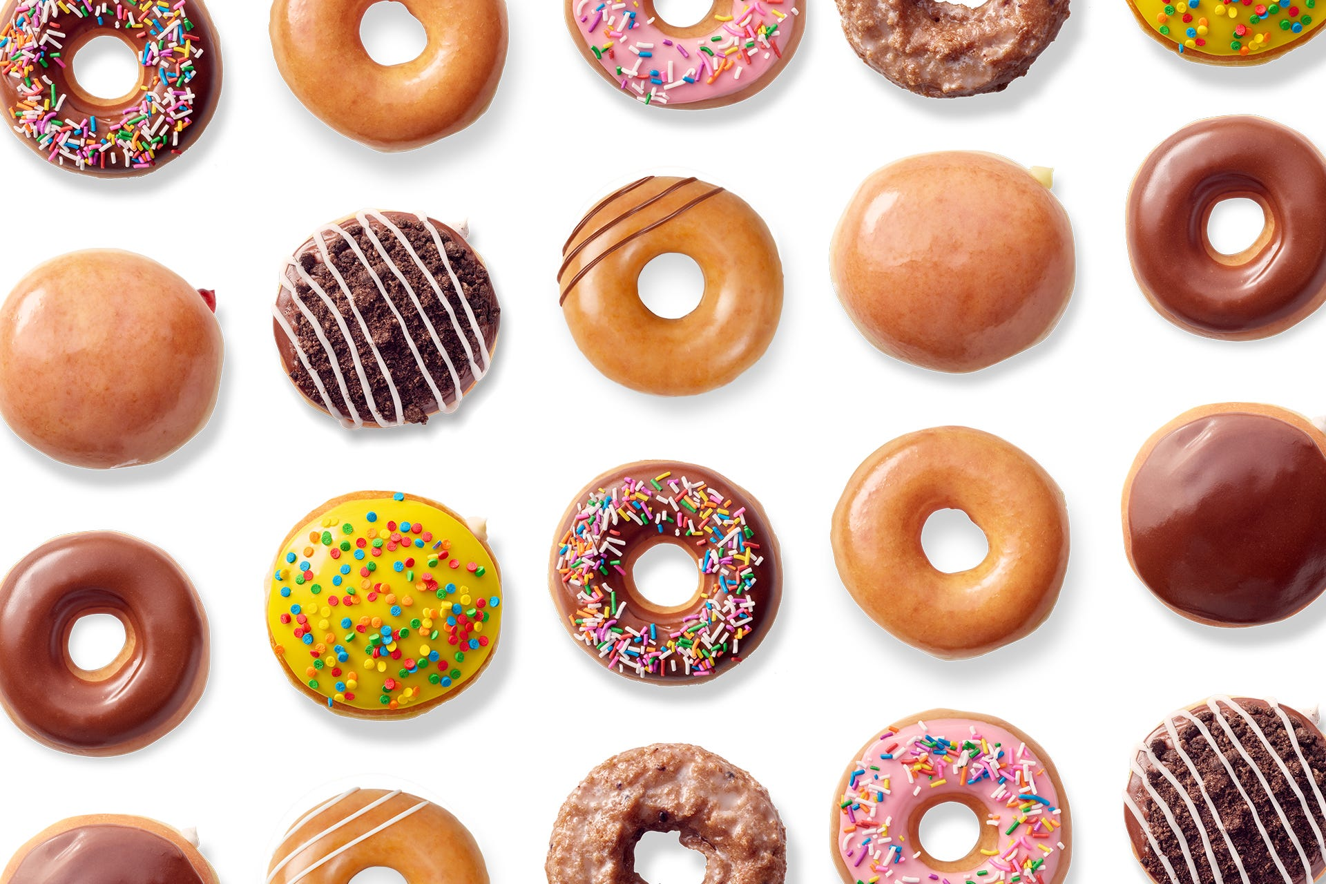It's National Donut Day! Krispy Kreme, Dunkin' to give away free donuts Friday, plus get extra with COVID vaccine card