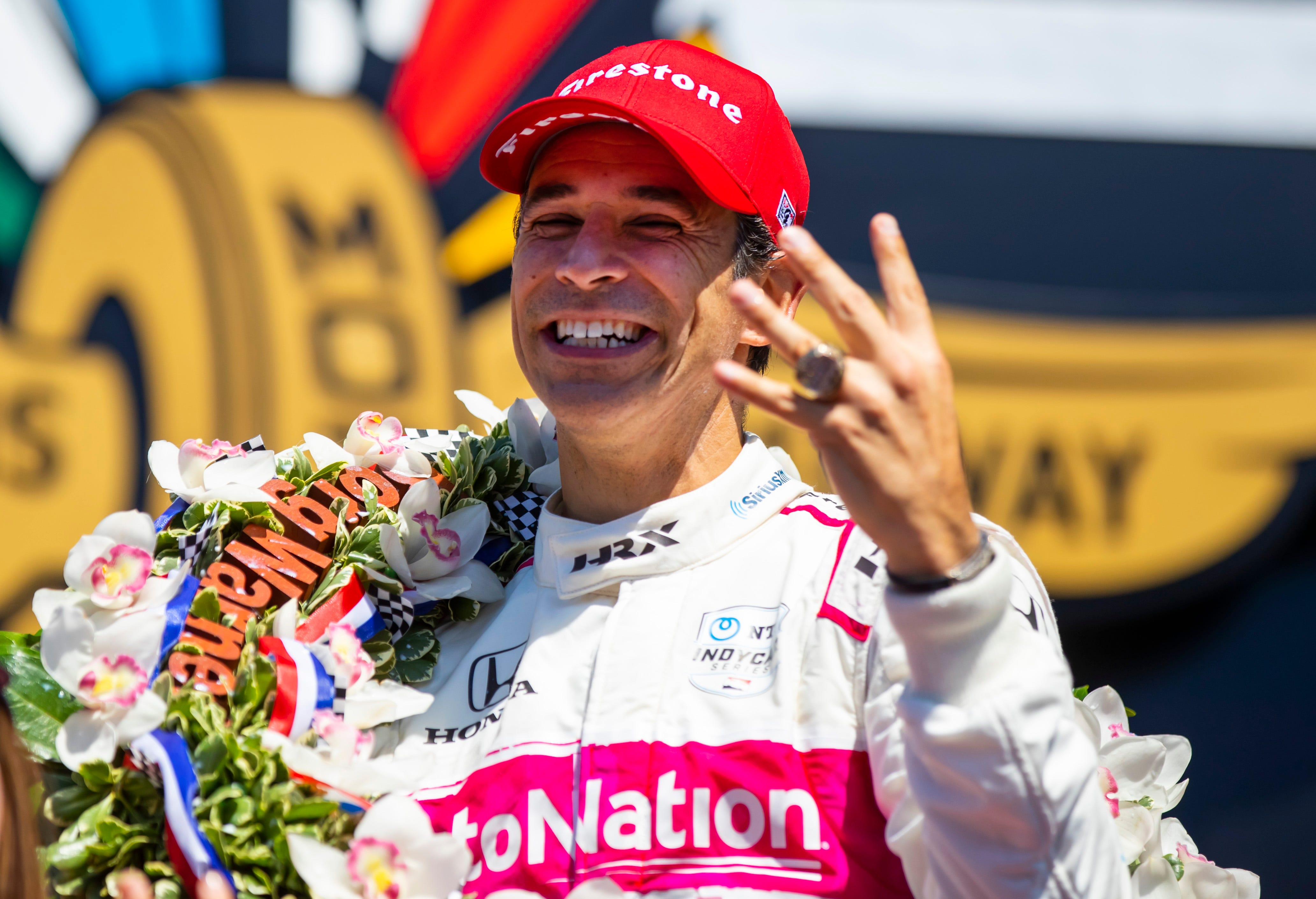 Helio Castroneves proves Indy 500 passion still burns bright