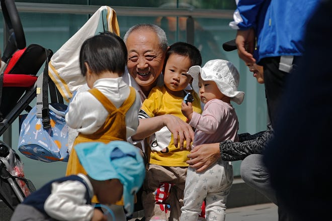 China to allow couples to have three children instead of two